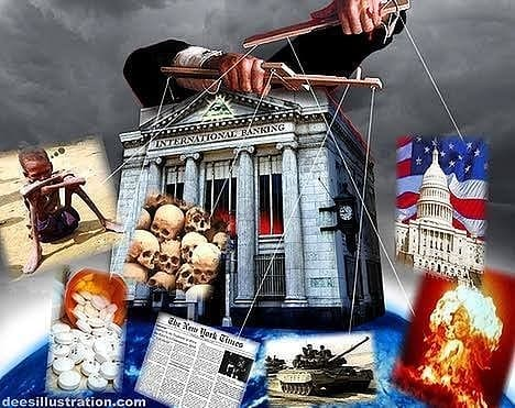 Puppets For The New World Order