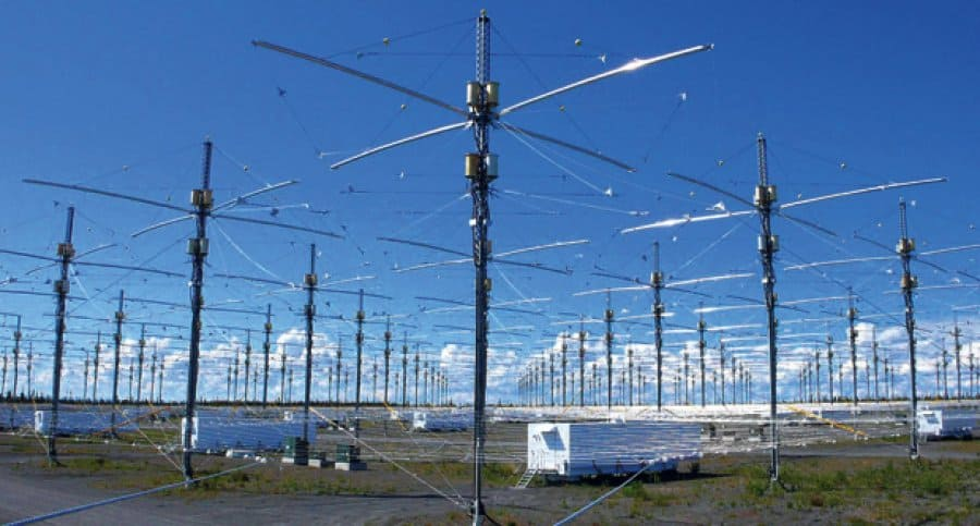 NEW BUDGET OF 25 MILLION FOR HAARP TYPE HIGH FREQUENCY ARRAYS (HF / VHF)