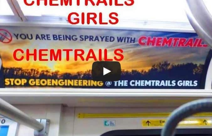THE CHEMTRAILS GIRLS – STOP GEOENGINEERING NOW -DOCUMENTARY