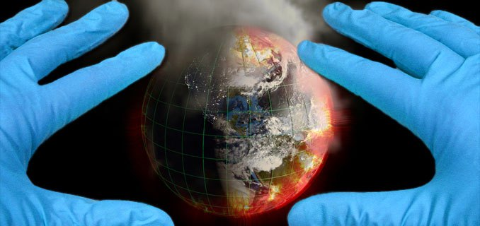 Two GeoEngineering Activists Are Putting The Gov't in a State of Panic
