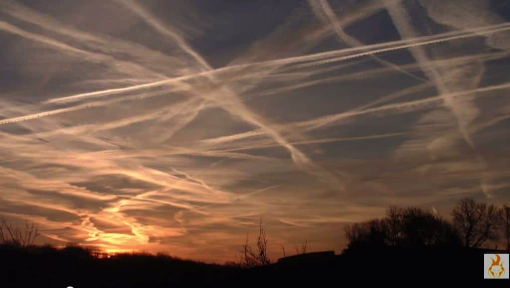 NEW WATER ORDER: CA Drought, Chemtrails, and the Global Elite Connection