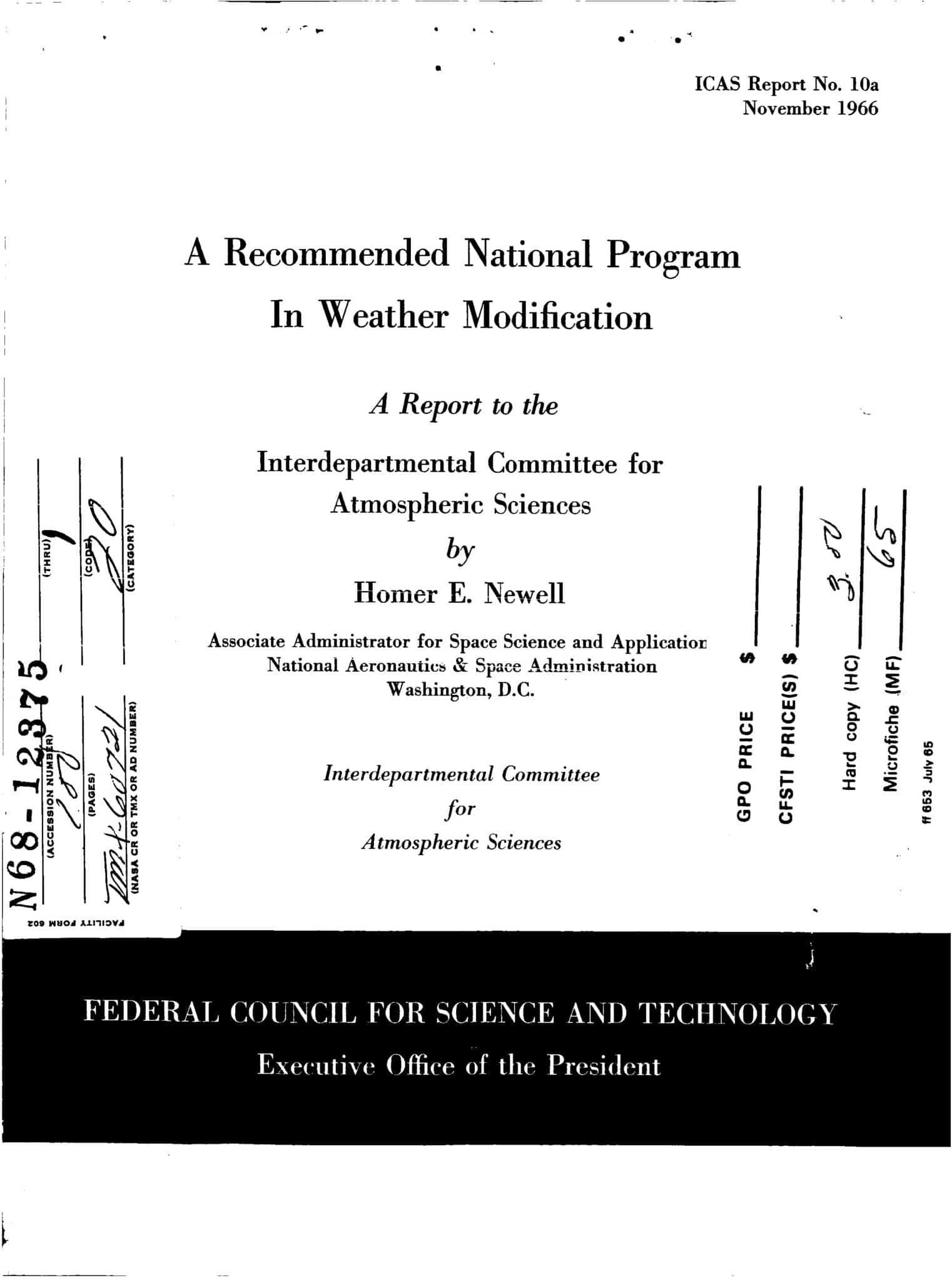 Geoengineering Documents