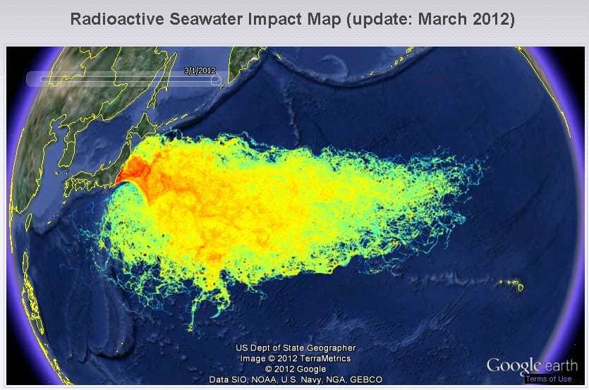 Fukushima Is Threatening All Life On Earth