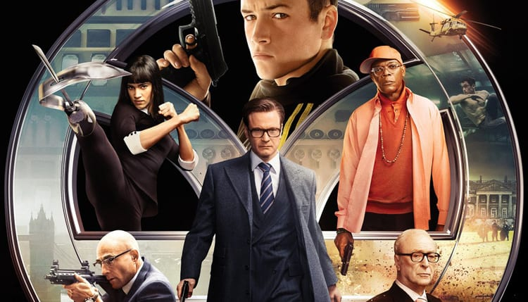 """Movie – """"Kingsman"""" Reveals Mind Control Technologies Designed to Depopulate the Planet"""