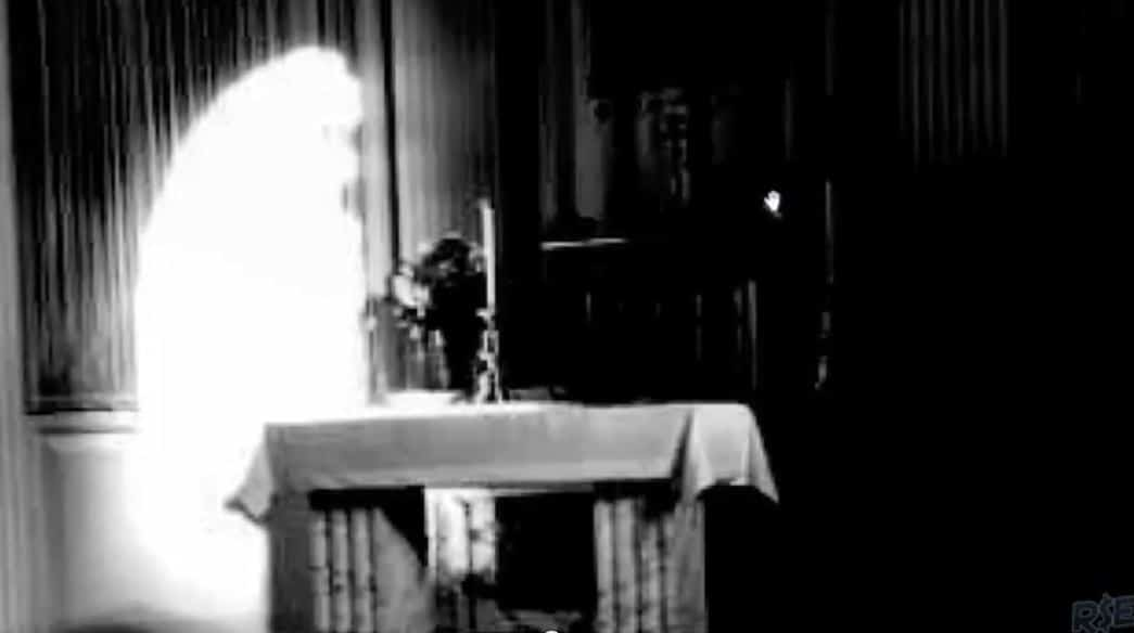"""Ghostly Apparition"" Appears in Chicago Church"