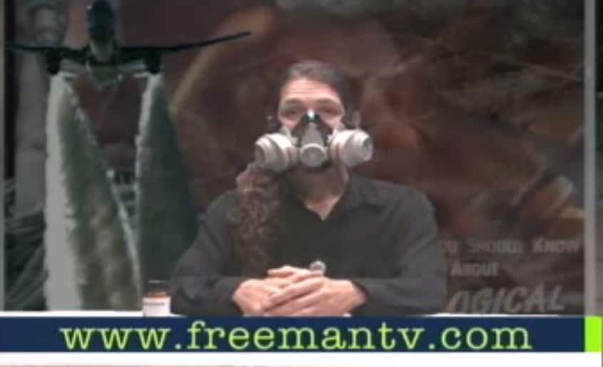 HAARP/Chemtrails & Freeman