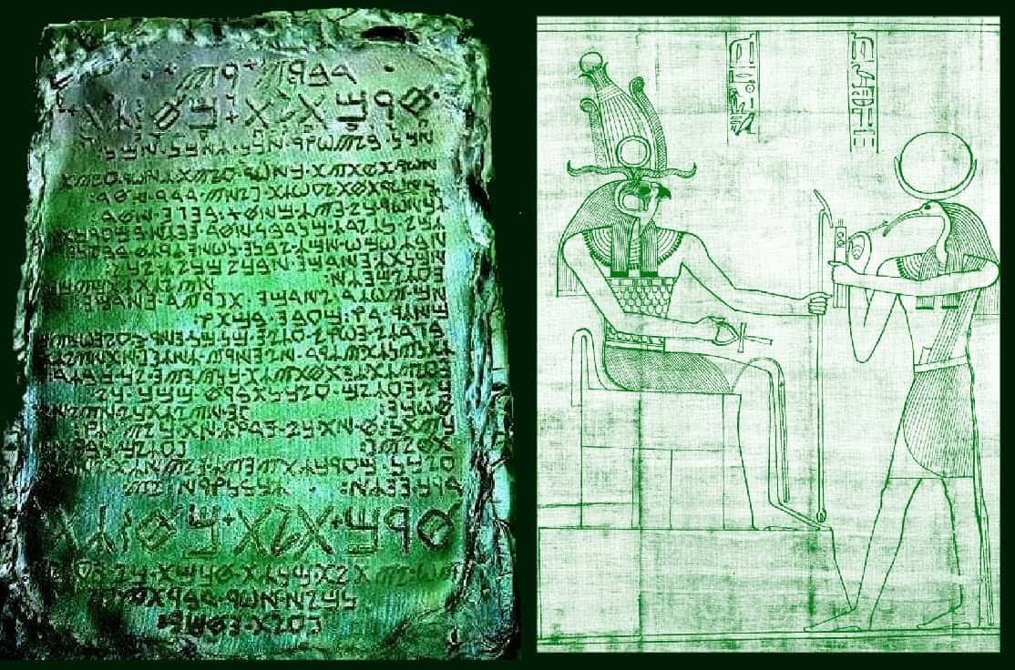Ancient Tablets Show the NWO Plan of the Fallen Angels