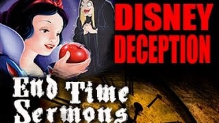 PASTOR EXPOSES SATANIC DISNEY CHILDREN'S MIND CONTROL