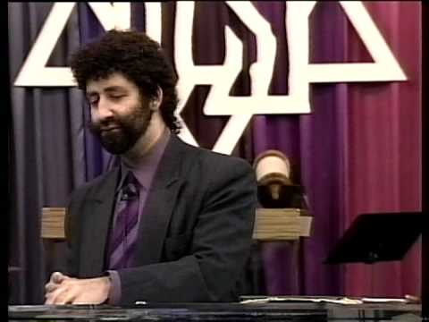 "FALSE PROPHET: Jonathan Cahn – ""The Zohar Speaks"""