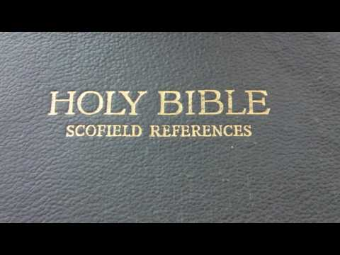 Zionists Behind The Scofield 'Bible' – It's Powerful Effect On Modern Christianity