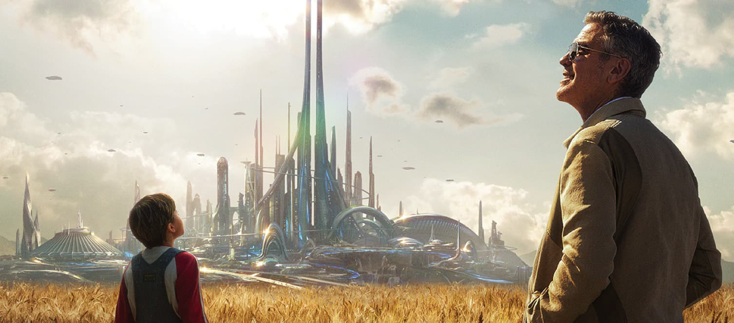 Tomorrowland's Disingenuous Warning