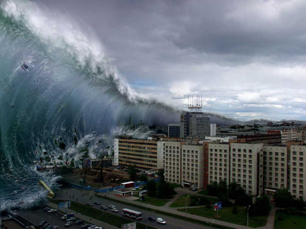"""FEMA official warns: """"[…] everything west of Interstate 5 will be toast"""", massive natural disaster coming"""