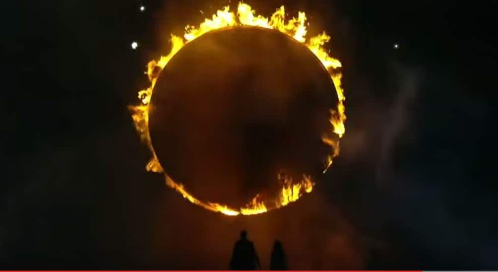 CERN PORTAL RITUAL / Baku 2015 EuroGames Ceremony