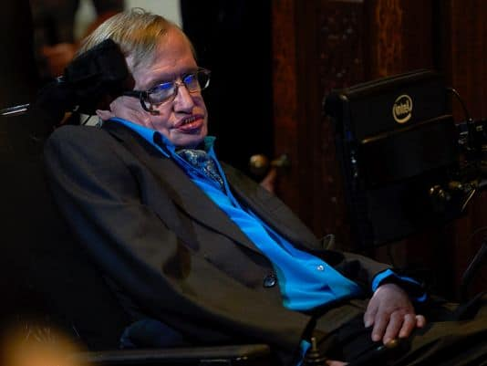 HAWKING JOINS ESOTERIC PORTAL PROPAGANDA with New Theory on Black Holes