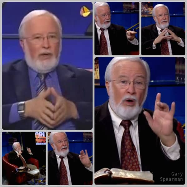 Are Freemasons / Zionists Posing as Christian Prophecy Experts/Truthers?
