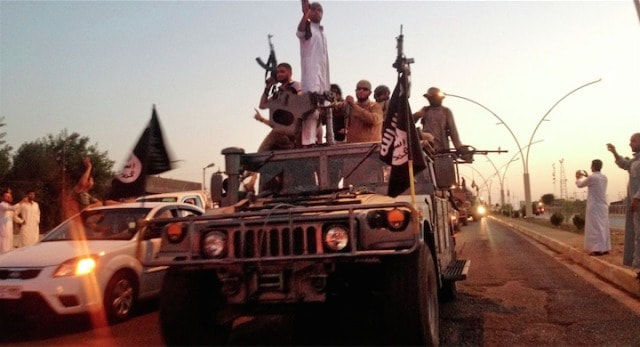 81% of Syrians believe the US created ISIS