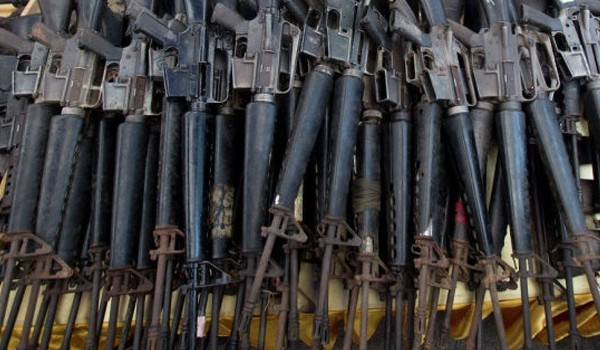 "Israeli Made Weapons Seized In Syria – Even More Proof Of Exactly Who Is Arming The Fraud ""Terrorists"" In Syria"