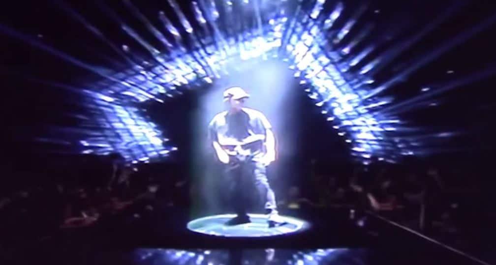 JUSTIN BIEBER Satanic Ritual MTV VMA's 2015