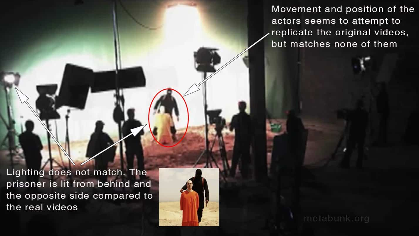 Staged ISIS Execution Video Purportedly Found On McCain Friend Computer Leaked By Hackers