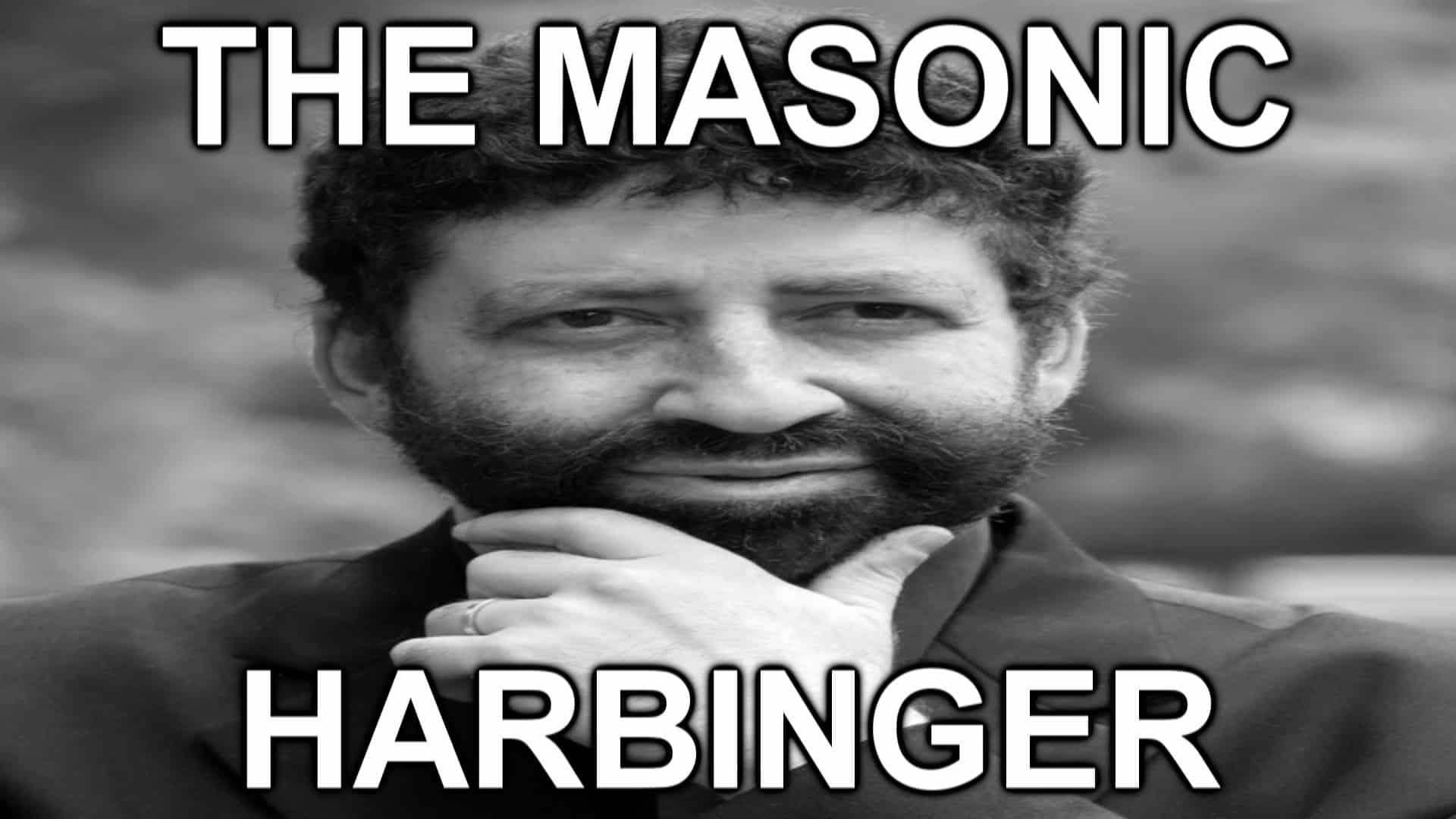 "The Harbinger Heretic! ""God of all Nations"" Masonic ""Rabbi"" Convergence Heresy Exposed"