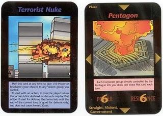 THE ILLUMINATI CARD GAME – ALL THE 330 CARDS