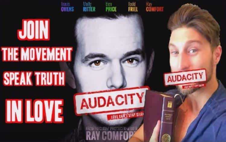 AUDACITY – Christian Movie Review by The Vigilant Christian