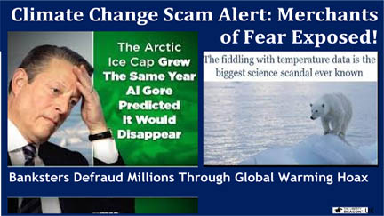 Climate Change Scam Alert: Merchants of Fear Exposed!