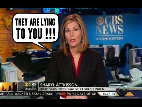 X- CBS News Correspondent Exposes Media BRAINWASHING !!! AstroTurf Shilling!