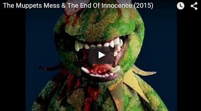The Muppets Mess & The End Of Innocence