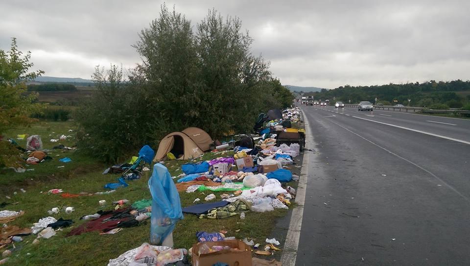 Austria – Third World Invasion: Eyewitness Description, September 5, 2015