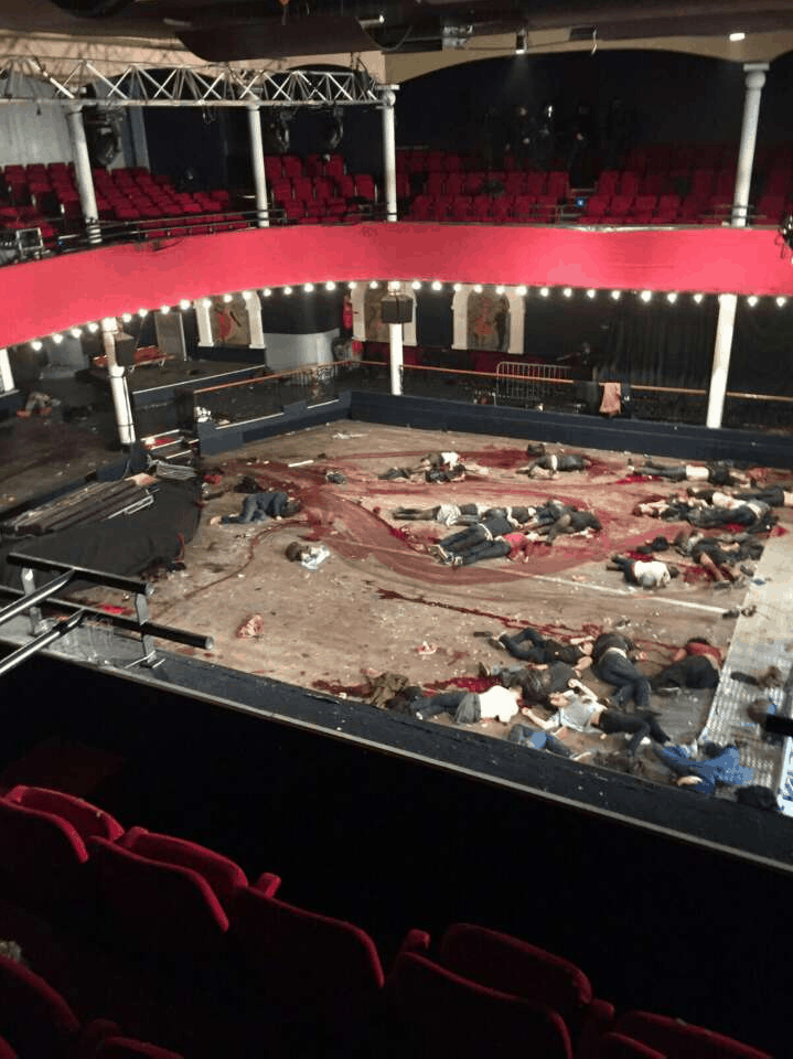 Western-Orchestrated Attacks in Paris