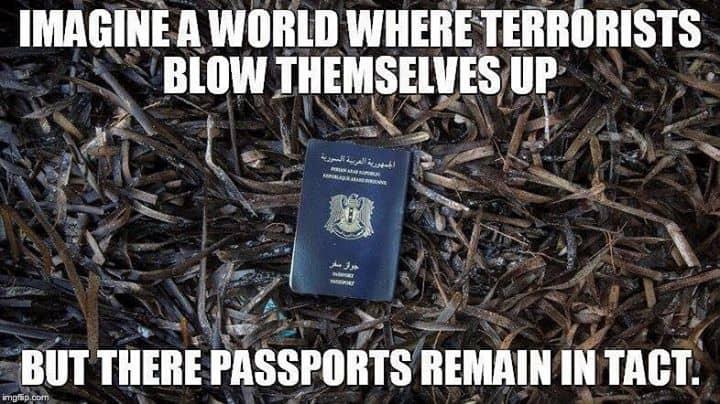 Paris: A Passport! How Handy!