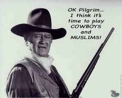 Cowboys and Muslims