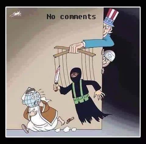 Media Masks Ghastly Truth Behind Terror