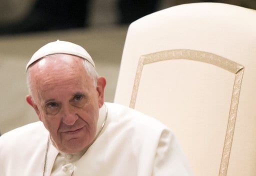 Pope Francis assures atheists: You don't have to believe in God to go to heaven