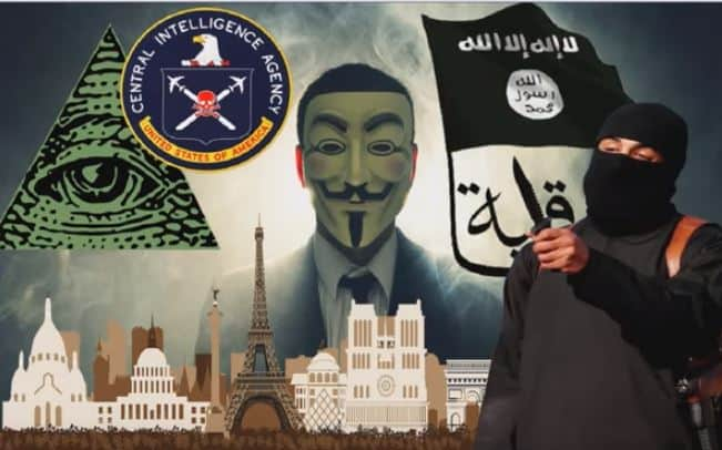 Anonymous Vs ISIS Illuminati NWO Controlled Opposition HOAX EXPOSED! | Christian Observer