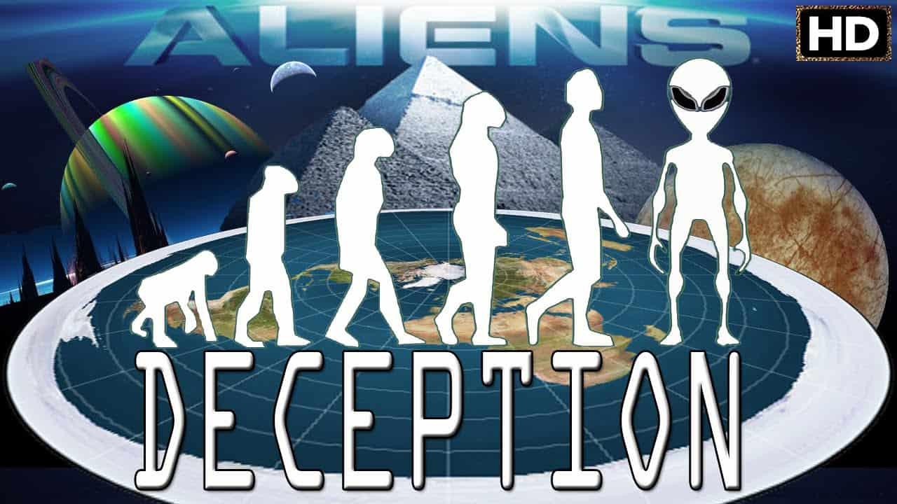 Flat Earth Truth of the UFO Alien Deception   Full Documentary