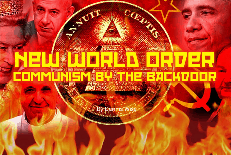 "Climate Change Debate ""Settled""! NWO / Communism Takes A Giant Leap"