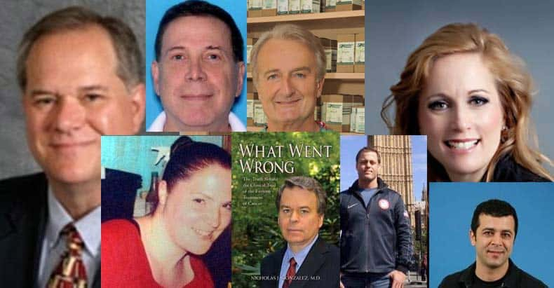 12 Holistic Doctors have now died within a little over 90 Days
