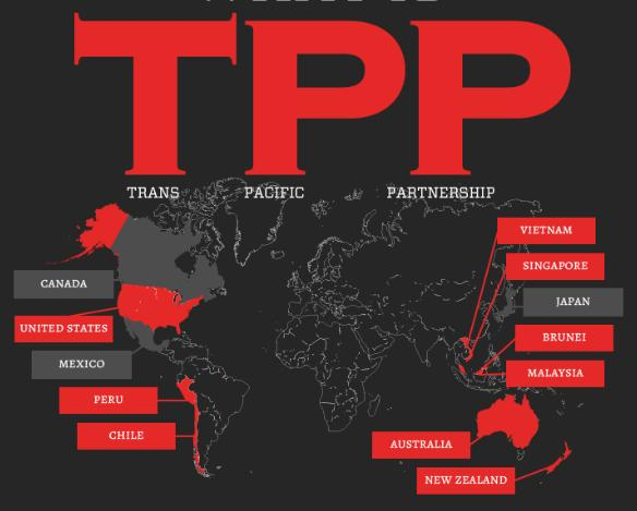 Full TPP Documents now revealed! Available for download below