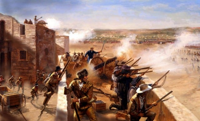 MY BELATED TRIBUTE TO THE DEFENDERS OF THE ALAMO