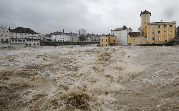 UPDATED – Four Killed as Flash Floods Wreak Havoc in Germany