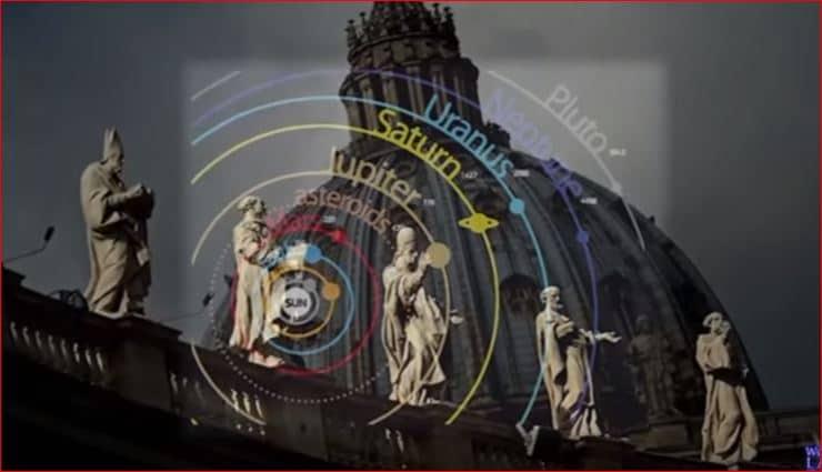 Big Bang Globe Earth Lie x Illuminati NASA Exposed