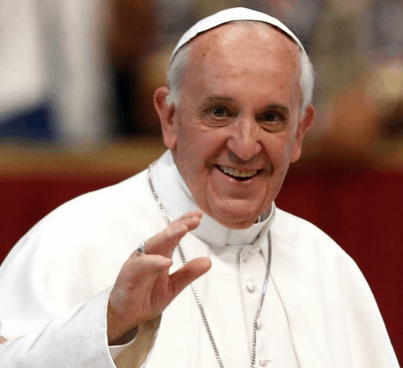 "The Pope and Hillsong Will Unite at ""Together 2016"" in Washington D.C."