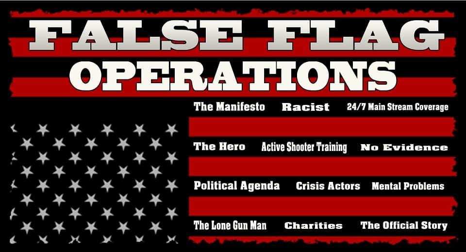 How To Spot A False Flag Event