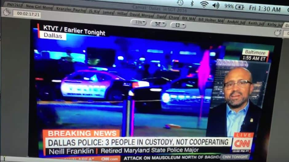 CNN Immediately Seizes Upon Dallas Massacre To Target 2nd Amendment