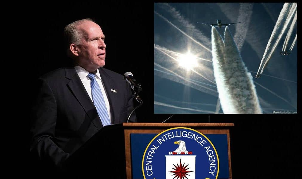 CIA Director Discusses Geoengineering At CFR Event