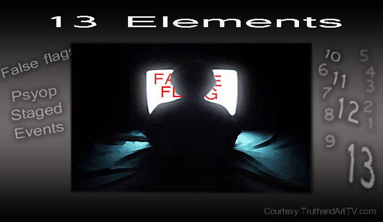 False Flag Staged Shooting Events: 13 Important Elements To Look For