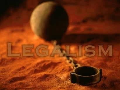 Legalism Debunked – by Chris White
