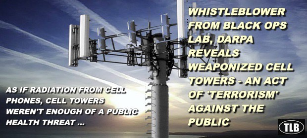 Cell Towers and Cellphones. Microwave Radiation, Electromagnetic Pollution, Impacts on Human Health